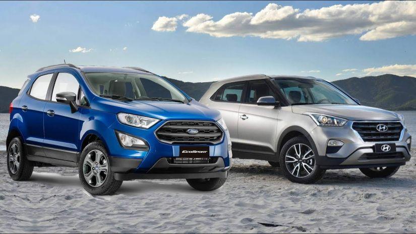 SUV representa cerca 25% dos carros vendidos no Brasil
