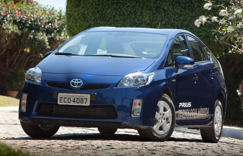 Prius é convocado para recall no Brasil