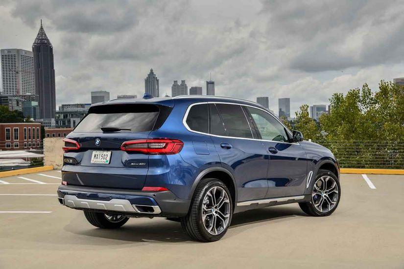 BMW começa pré-venda do novo X5 no Brasil