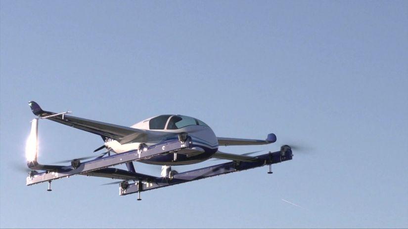 Boeing faz 1º voo de teste com protótipo de carro voador