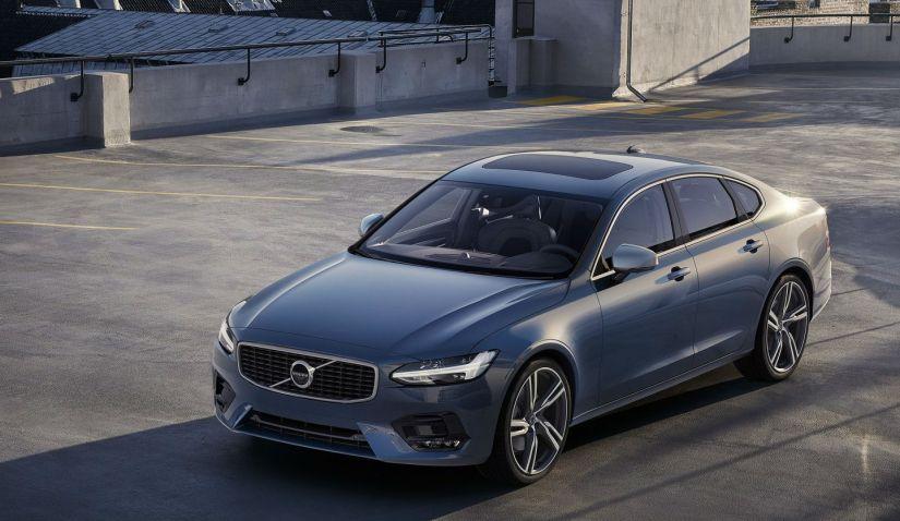 Volvo consegue aval para testes avançados do seu carro autônomo