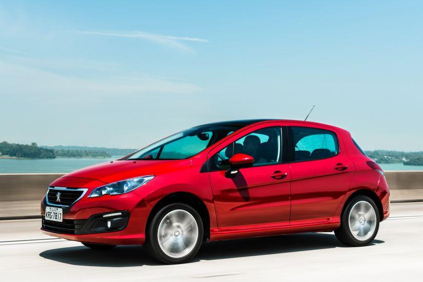 Peugeot tira de linha 308 e 408 no Brasil