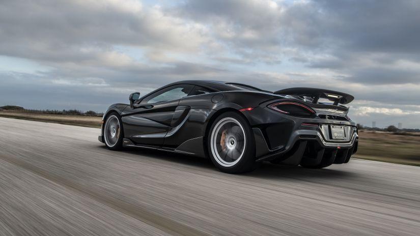 Supercarro McLaren 600LT chega ao Brasil por R$ 2,7 milhões