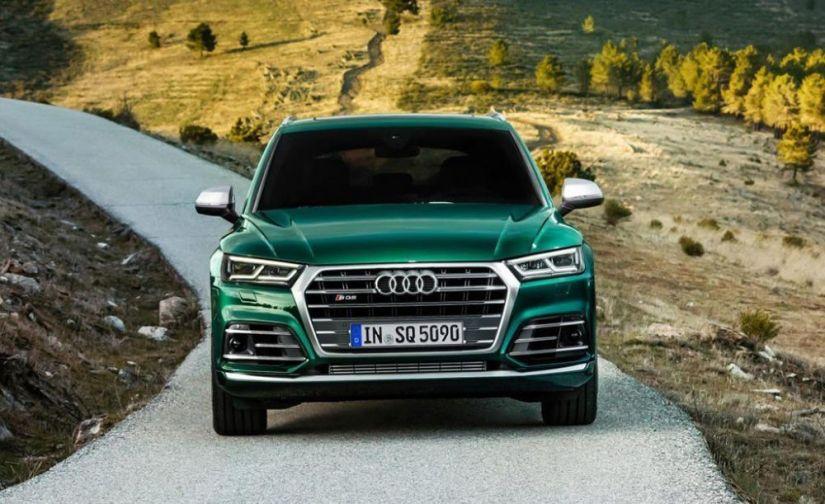 Novo Audi SQ5 TDI terá mais de 71 kgfm de torque