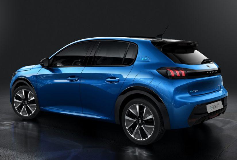 Peugeot anuncia nova geração do 208 com versão elétrica