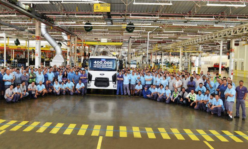 Caoa pode comprar fábrica da Ford em São Bernardo