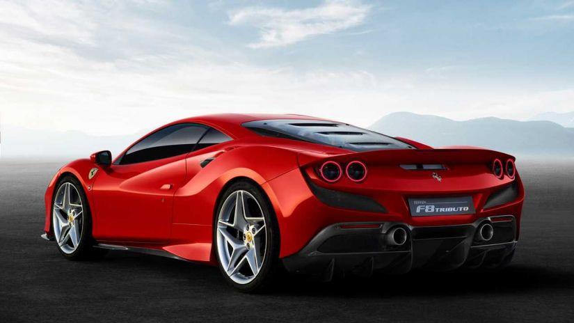 Ferrari apresenta novo F8 Tributo - Foto 1