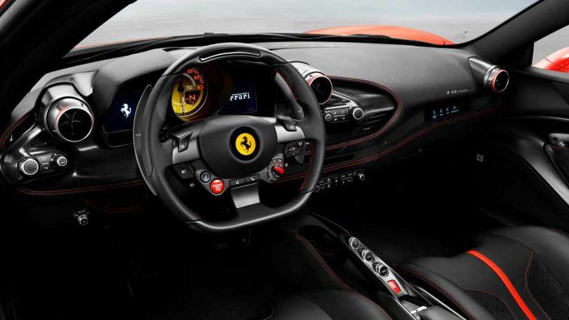 Ferrari apresenta novo F8 Tributo - Foto 4