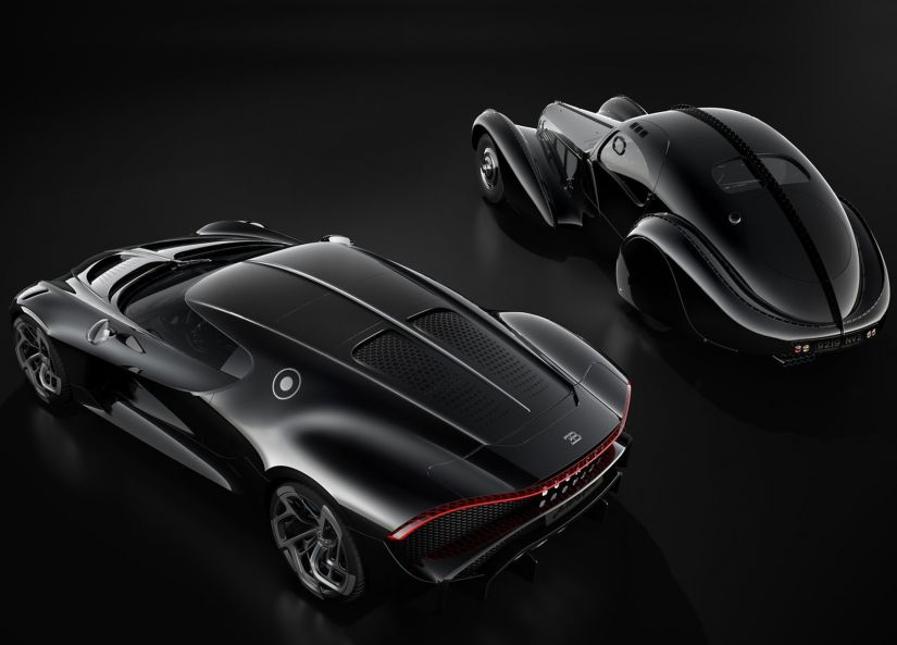 Bugatti lança carro mais caros de todos os tempos