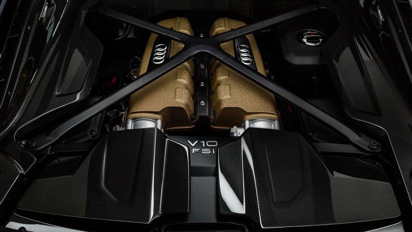 Audi lança edição comemorativa R8 Decennium Celebra com motor V10 - Foto 5