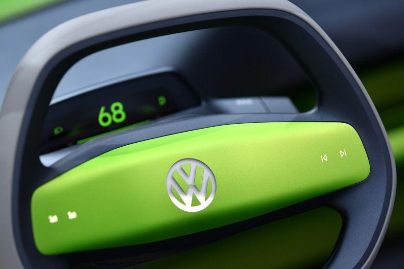 Volkswagen apresente buggy elétrico no Salão de Genebra
