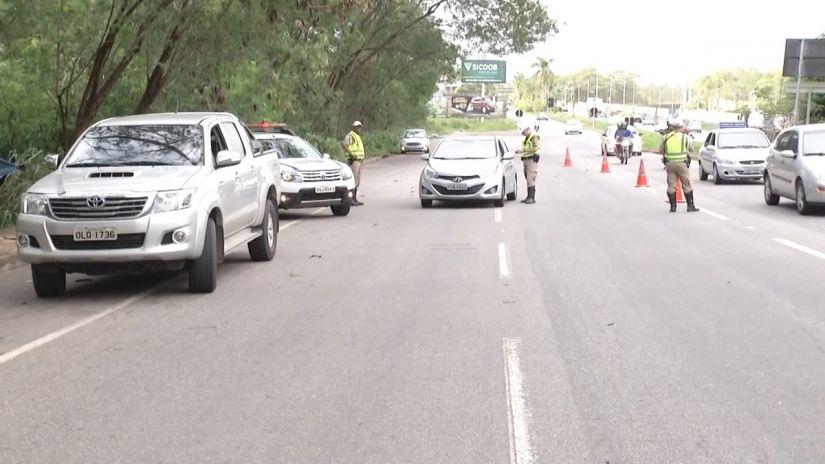Mortes em estradas federais durante feriado de carnaval caem em 2019