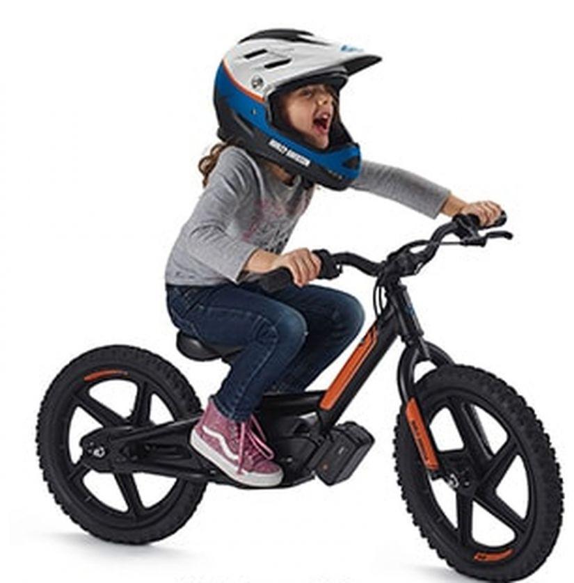 Harley lança linha de bicicletas elétricas ara crianças