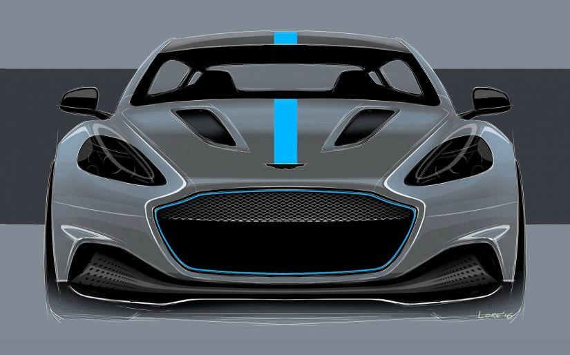 Aston Martin Elétrico de 610 CV será novo carro de James Bond