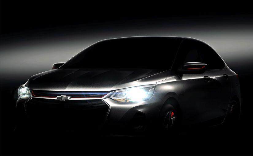Chevrolet revela nova geração do Onix na China
