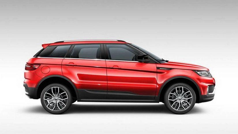 Land Rover entra na justiça e proíbe empresa de lançar cópia do Evoque