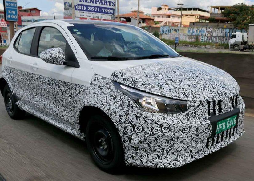 Fiat apresenta Argo Trekking e confirma data de lançamento