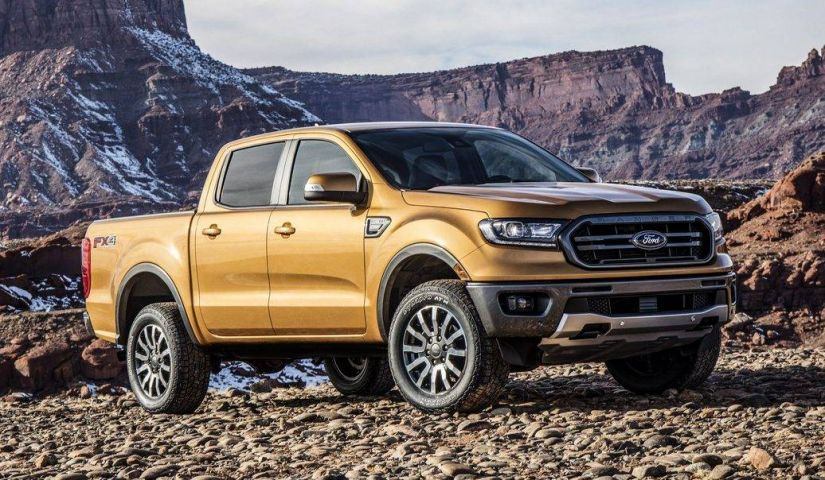 Ford chama recall para Ranger no Brasil
