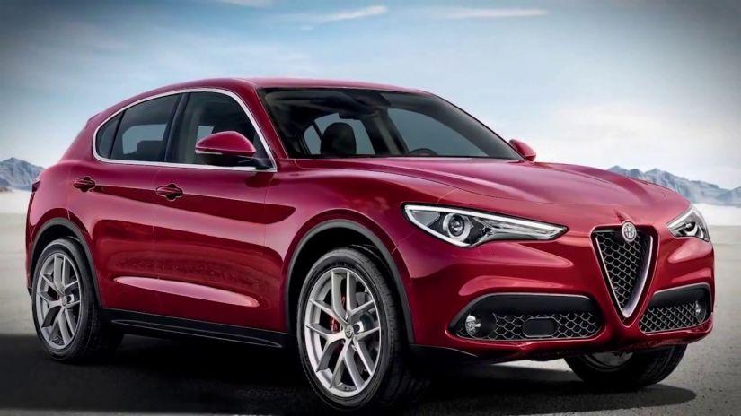 Alfa Romeo Stelvio pode ser comprada no Brasil por R$ 519.900.