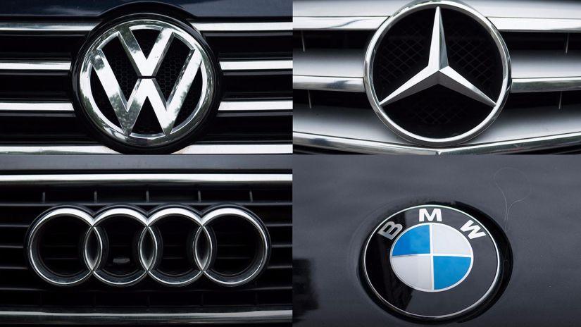 Comissão Europeia aponta possível cartel entre BMW, Daimler e Volkswagem