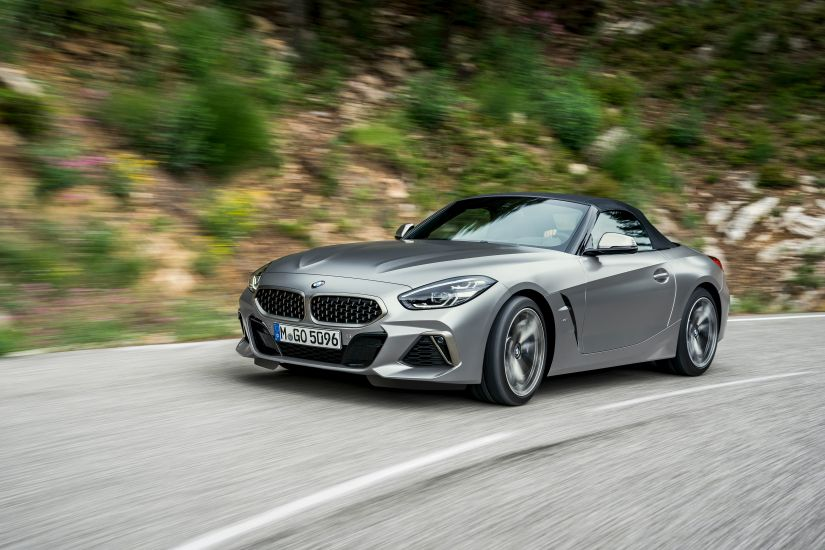 BMW anuncia novo Z4 custando R$ 309.950 - Foto 1