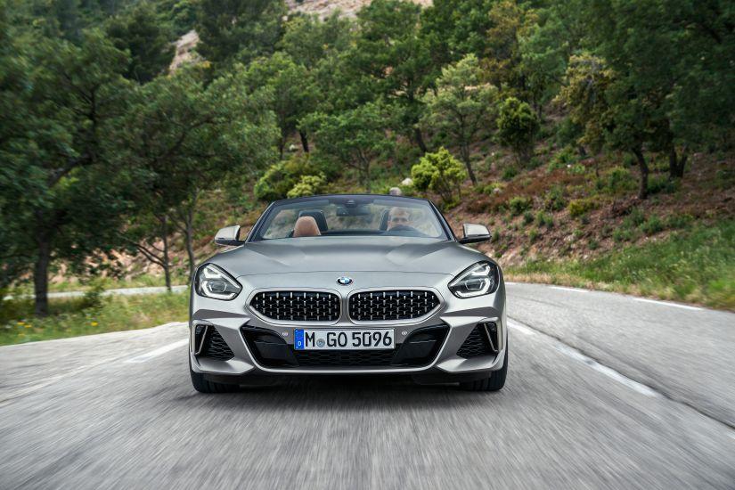 BMW anuncia novo Z4 custando R$ 309.950 - Foto 2