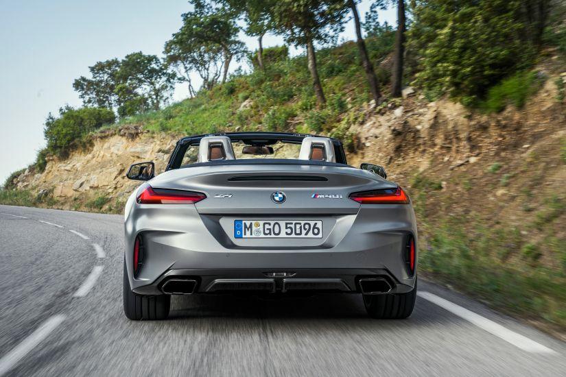 BMW anuncia novo Z4 custando R$ 309.950 - Foto 3