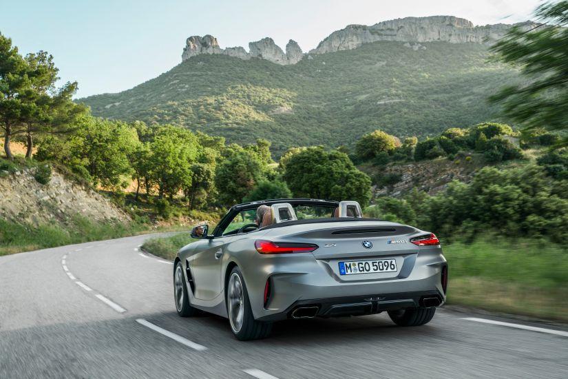 BMW anuncia novo Z4 custando R$ 309.950 - Foto 4