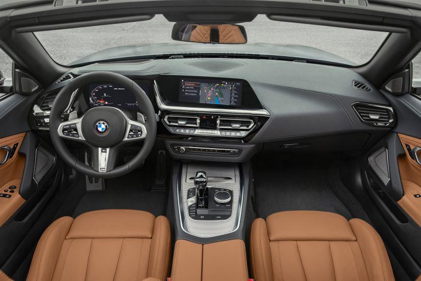 BMW anuncia novo Z4 custando R$ 309.950 - Foto 7