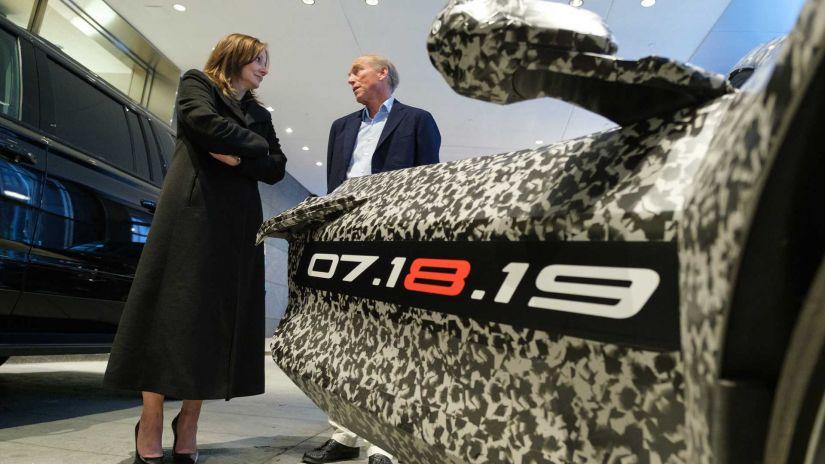 Novo Corvette com motor de 800 CV ganha data de lançamento - Foto 2