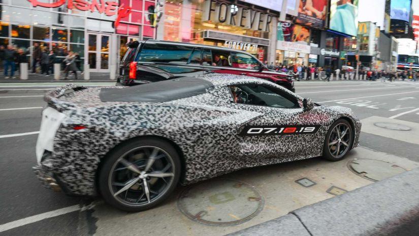 Novo Corvette com motor de 800 CV ganha data de lançamento - Foto 3