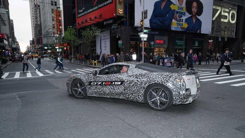 Novo Corvette com motor de 800 CV ganha data de lançamento - Foto 7