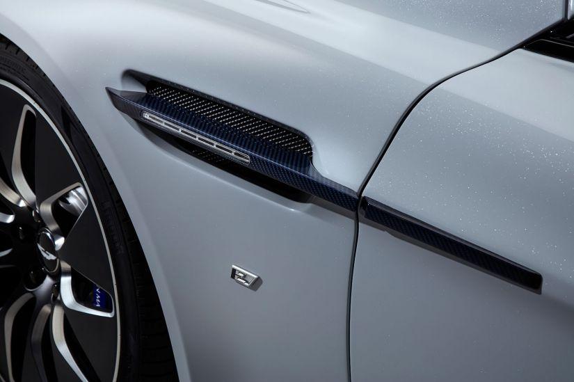 Aston Martin apresenta primeiro carro elétrico da marca - Foto 3