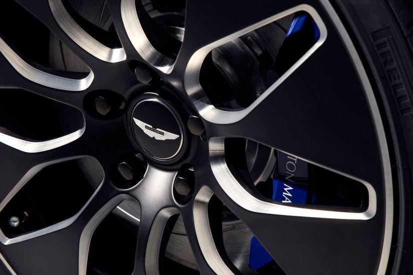 Aston Martin apresenta primeiro carro elétrico da marca - Foto 4