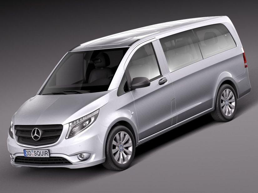 Mercedes-Benz convoca recall do Vito no Brasil