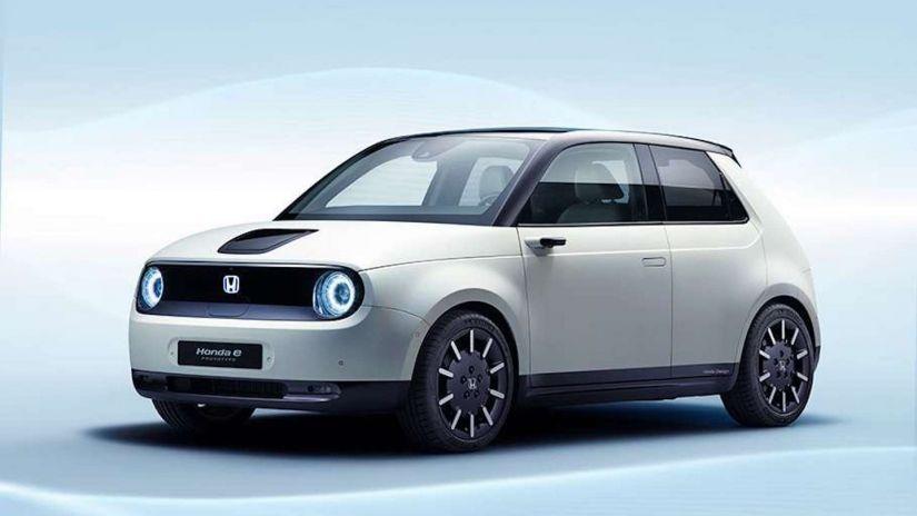 Honda divulga teaser e nome do seu próximo carro compacto elétrico