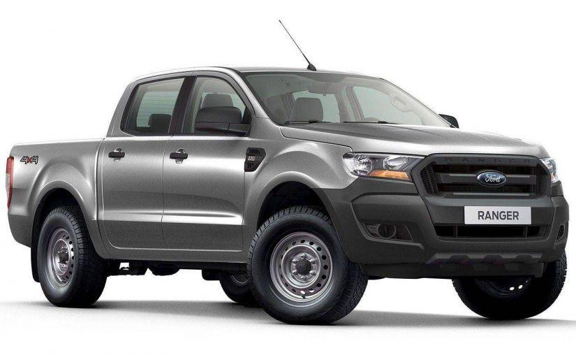 Ford reduz quantidade de versões disponíveis da Ranger