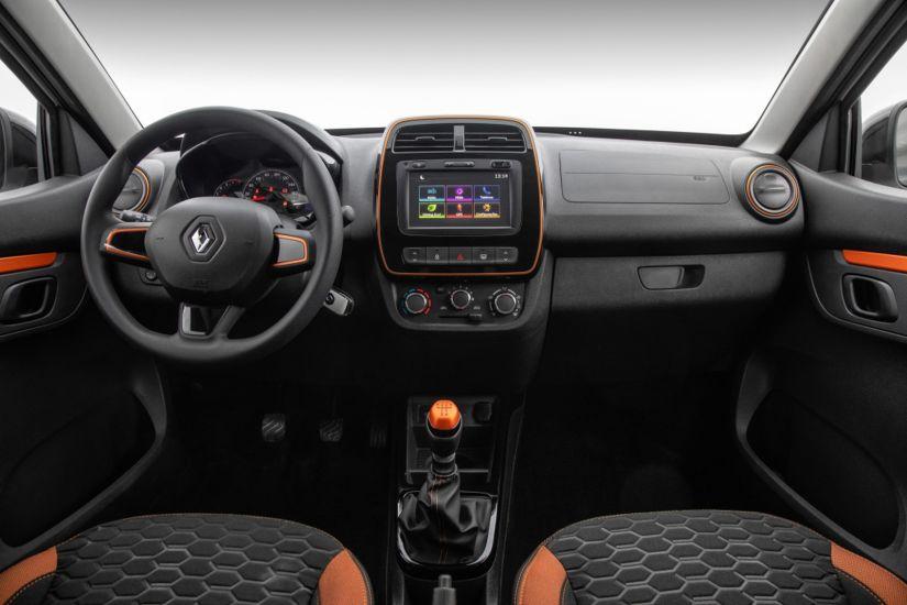 Renault Kwid Outsider chega com novo visual e preços a partir de R$ 43.990 - Foto 1