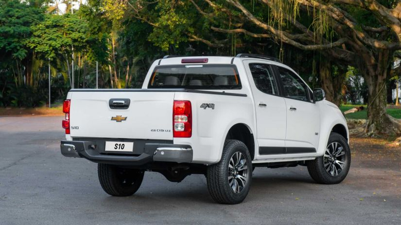 Chevrolet lança S10 2020 com poucas mudanças