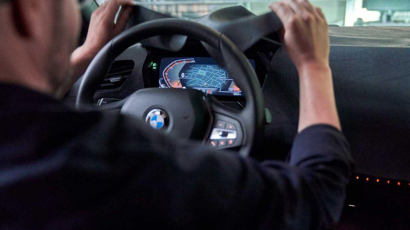 BMW revela teaser do novo Série 1 2020 - Foto 1