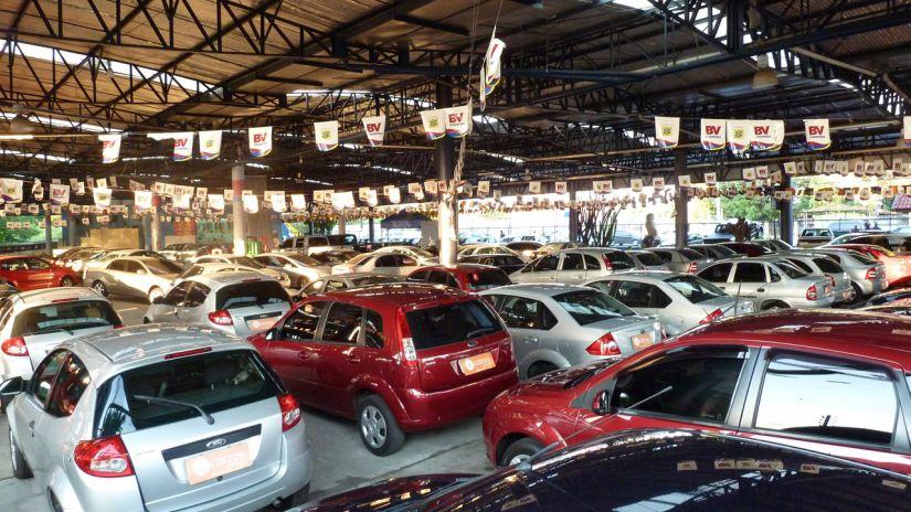 Financiamento de veículos cresce 7,9% em abril de 2019