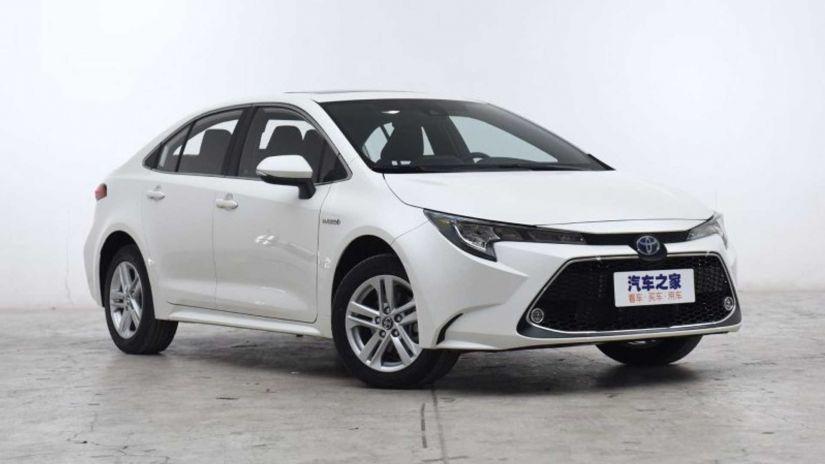 Toyota apresenta tela multimídia gigante para Corolla