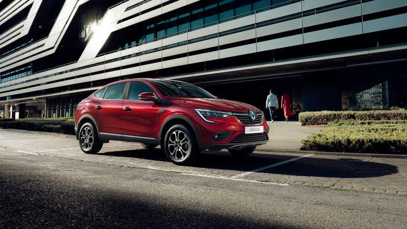 Renault apresenta novo Arkana 2020 com motor turbo
