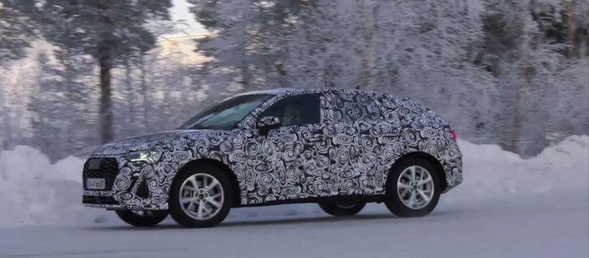 Audi confirma Q3 Sportback 2020 para julho