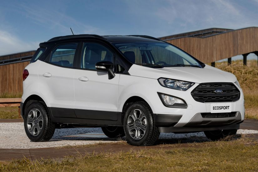 Ford anuncia novidades para Ka e EcoSport
