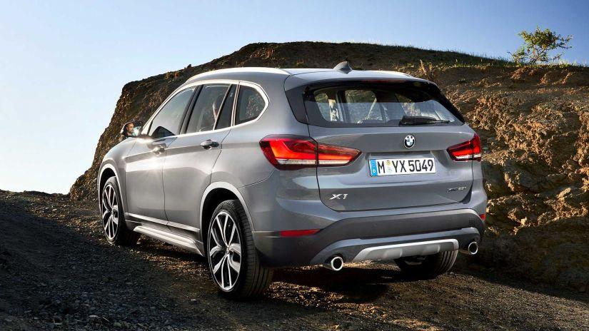 BMW apresenta X1 2020 com design atualizado e versão híbrida - Foto 5