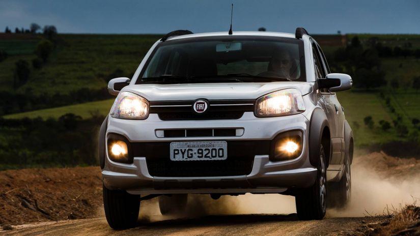 Linha 2020 do Fiat Uno terá retorno do Way - Foto 1