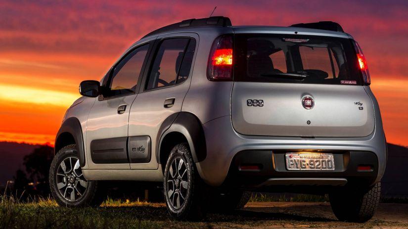 Linha 2020 do Fiat Uno terá retorno do Way - Foto 2