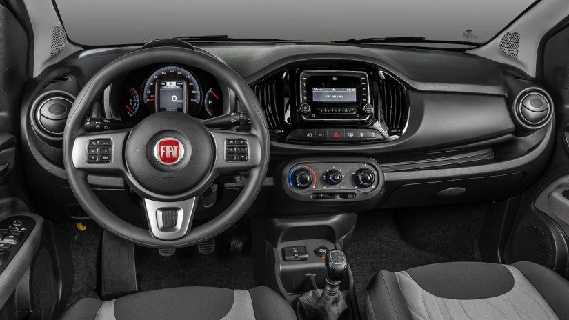 Linha 2020 do Fiat Uno terá retorno do Way - Foto 3