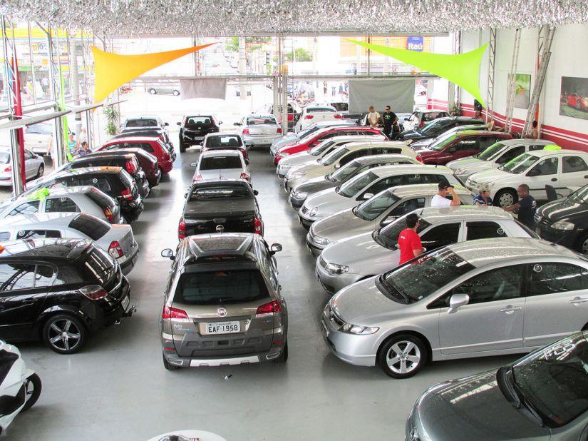 Maio registra aumento de 21,6% na venda de veículos. Confira os mais vendidos.